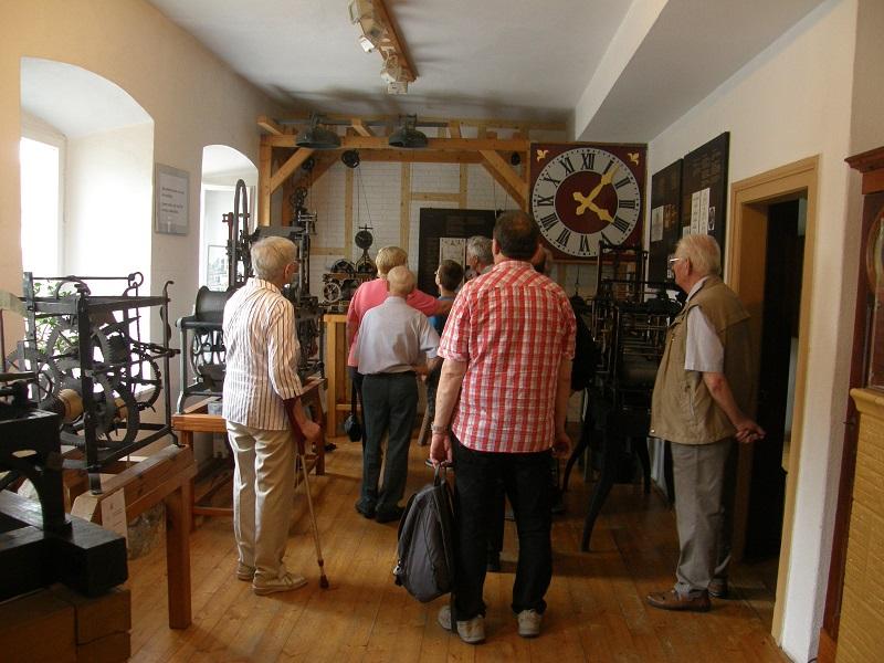 Turmuhrenmuseum 2014