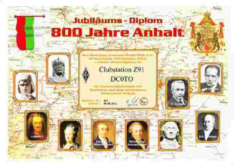 800 J. Anhalt