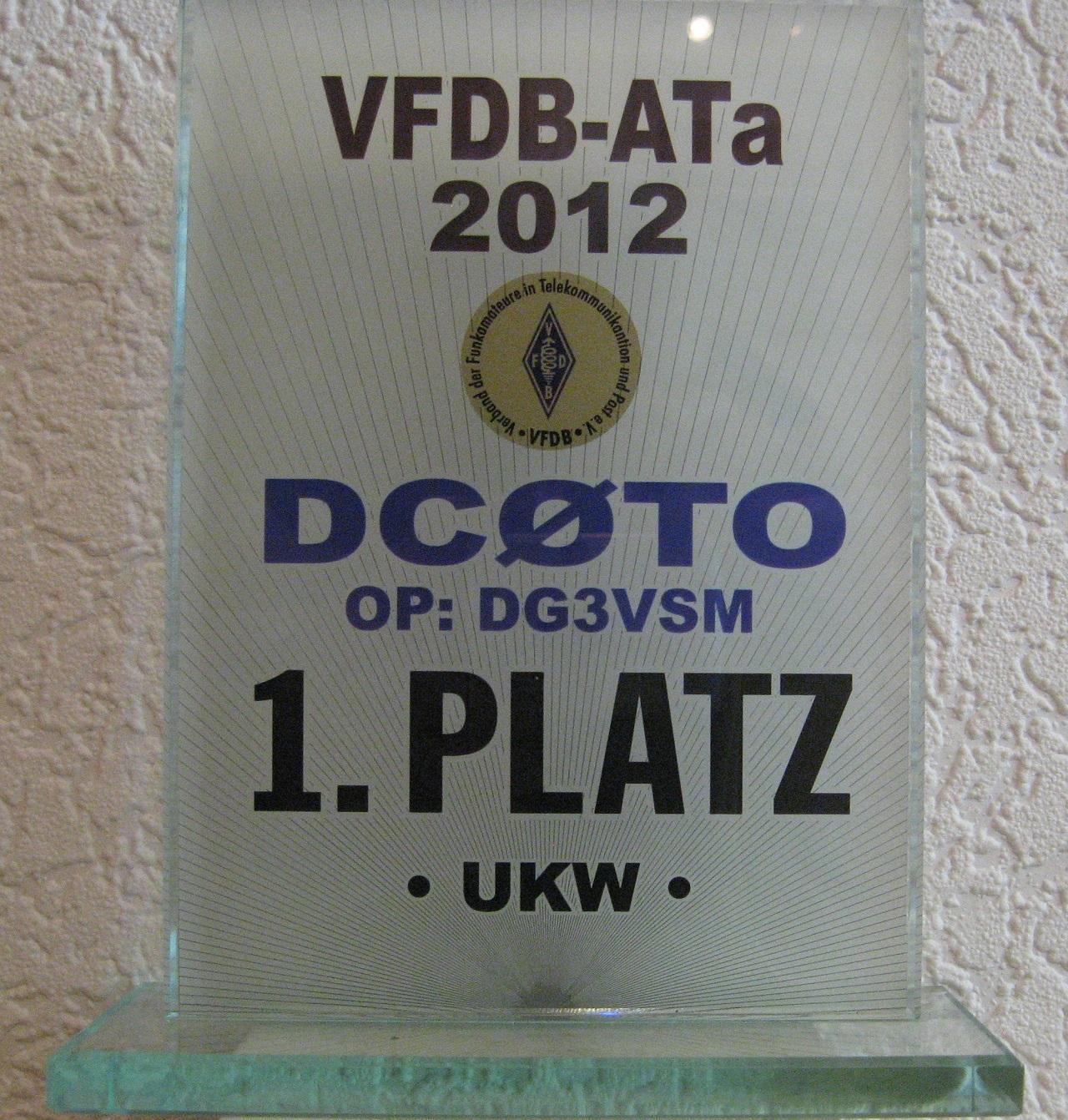 VFDB- Aktivitätstage