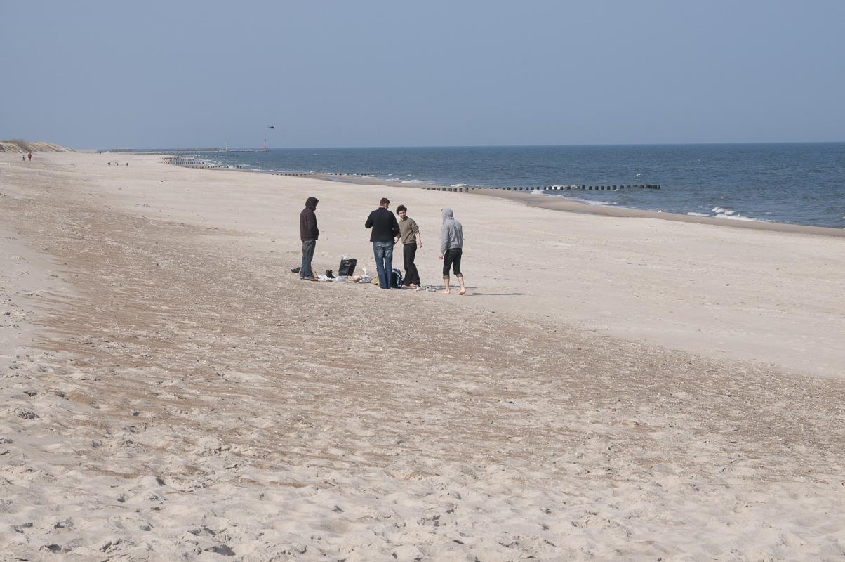 Ostseestrand Wolin