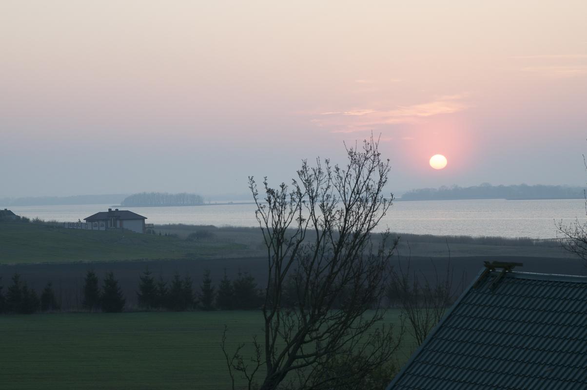Sonnenaufgang Wolin
