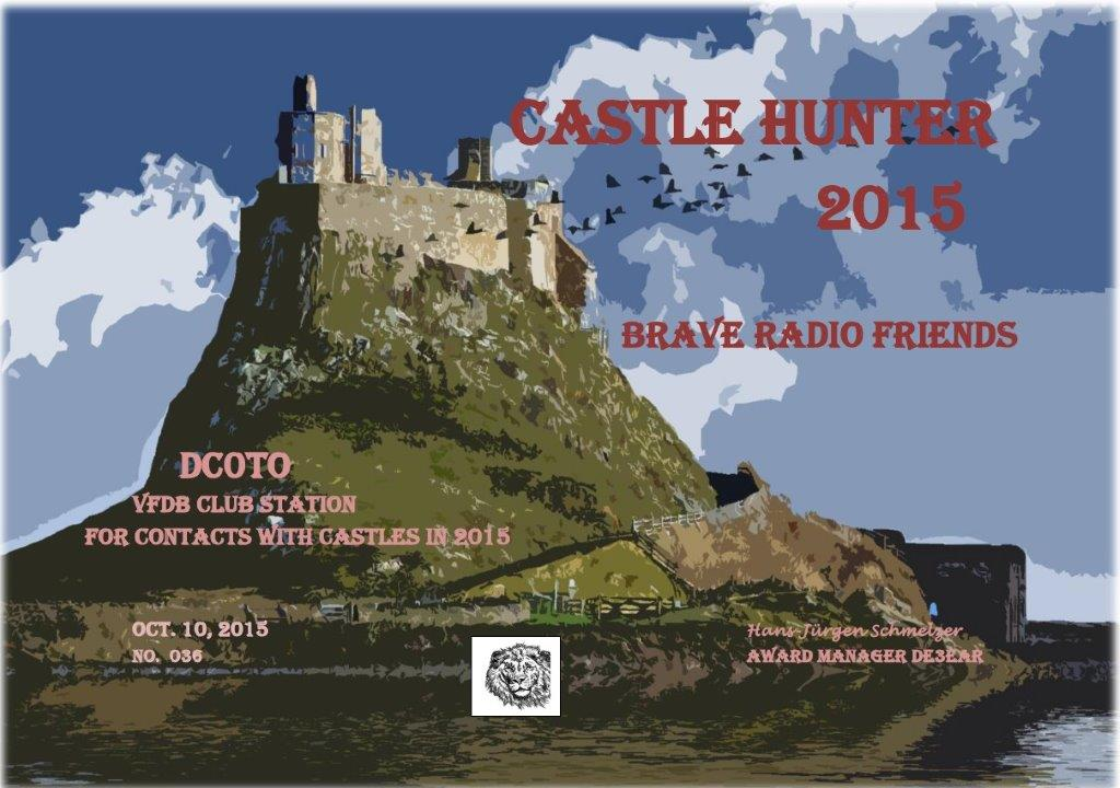 castle hunter 2015 dc0to